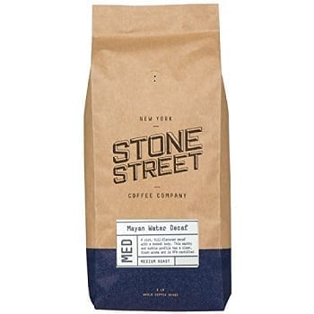 Stone Street Coffee Mayan Water Decaf