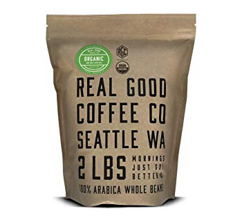 Real Good Coffee Co, Dark-roast Organic Ground Coffee Review
