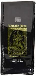 Valhalla Java Ground Coffee by Death Wish Coffee Company Review