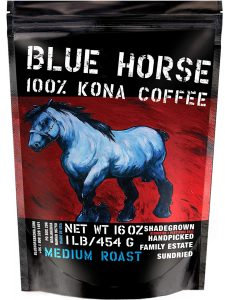 Blue Horse Kona Coffee