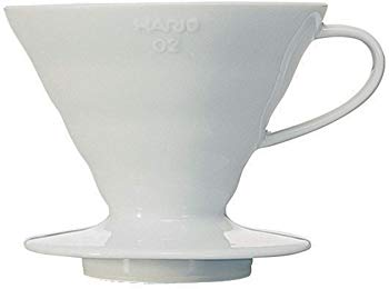 Hario V60 Ceramic Pour Over Coffee Dripper