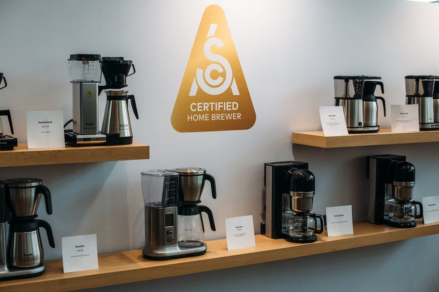 The Best SCA Certified Coffee Makers Reviews & Buying Guide 2020