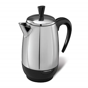 Farberware 8-Cup Percolator Stainless Steel