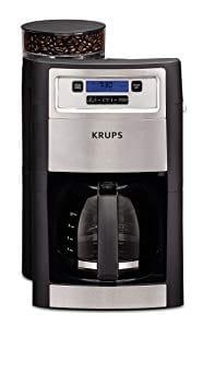 KRUPS Grind & Brew Coffee Maker with Built-in Grinder Review