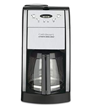 Cuisinart DGB-550BK Automatic Coffee Grinder Review