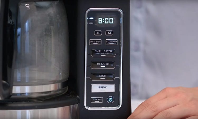 Programmable Coffee Maker