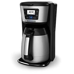 Black and Decker 12 Cup Thermal Coffee Makers