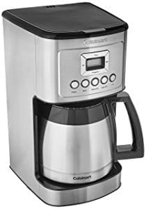 Cuisinart DCC-3400 12 Cup Stainless Steel Coffeemakers