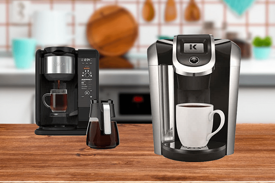 Ninja Coffee Bar Vs Keurig – The Major Differences Revealed