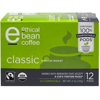 Classic Ethical Bean Coffee