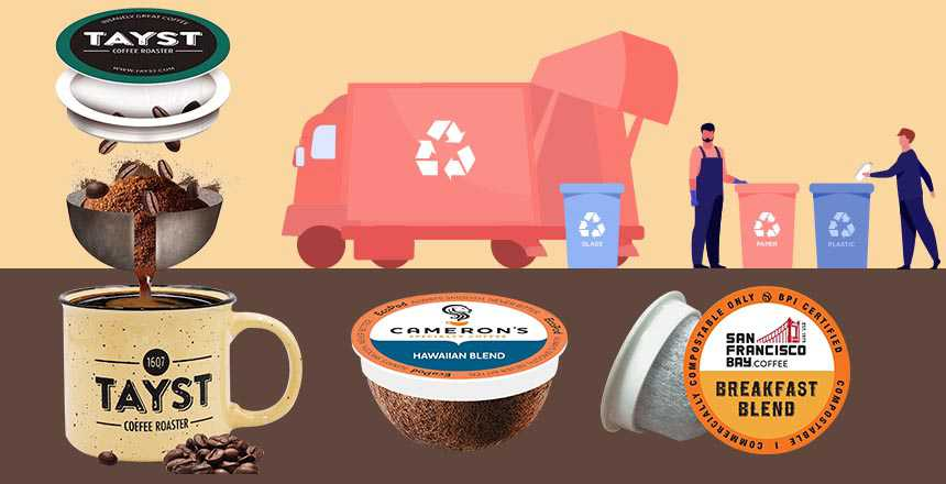 Best Biodegradable K-cups: 2021 Top Picks and Buying Guide