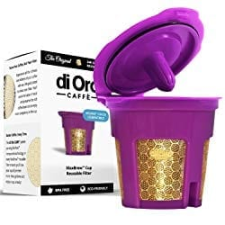 DI ORO - MaxBrew 24K GOLD for Keurig 2.0-1.0 Small Single K-Cup Review