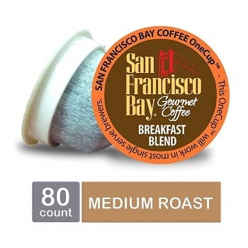 San Francisco Bay Onecup Breakfast Blend