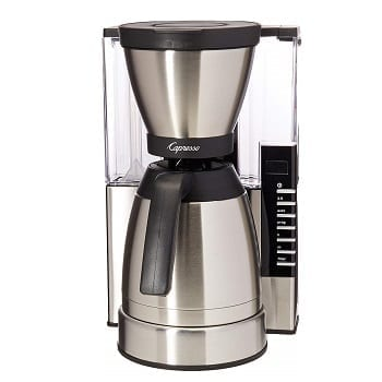 Capresso 498.05 MT900 Rapid Brew Coffee Maker