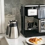 Coffee Makers with Removable Water Reservoir