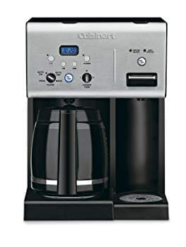 Cuisinart CHW 12 Coffee Plus 12 Cup Programmable Coffeemaker with Hot Water System