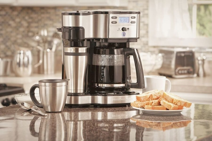 The Best Dual Coffee Makers For Quick Coffee Brewing In 2019
