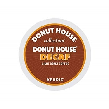 Donut House Collection Donut House Decaf