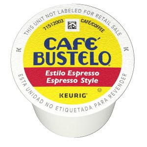 Cafe Bustelo Espresso Dark Roast