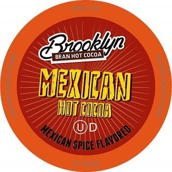 Brooklyn Beans Mexican Chocolate Hot Cocoa Pods