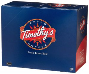 Timothys Coffee