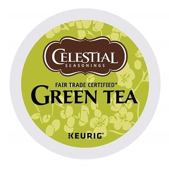 Celestial Seasonings Green Tea K-Cups