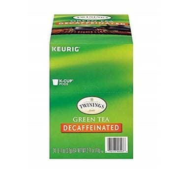 Twinings Green Tea Decaf Keurig K-Cups