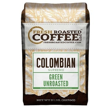 French Roasted Coffee Llc Green Unroasted Coffee Beans