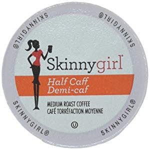 Skinnygirl Half Caff Coffee Single Serve Cup