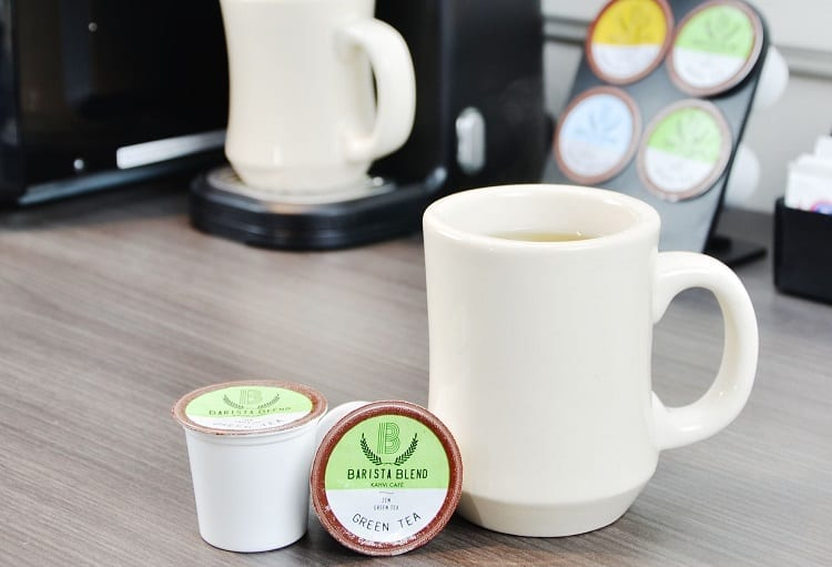 Green Tea K Cups