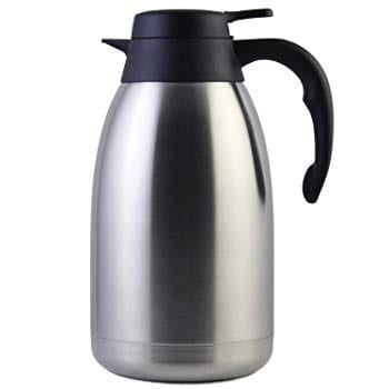 CRESIMO STAINLESS STEEL THERMAL COFFEE CARAFE Review