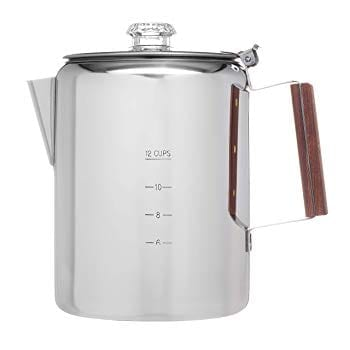 Coletti Bozeman Percolator Coffee Pot Review