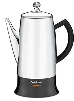 Cuisinart PRC-12 Classic 12-Cup Stainless-Steel Percolator Review