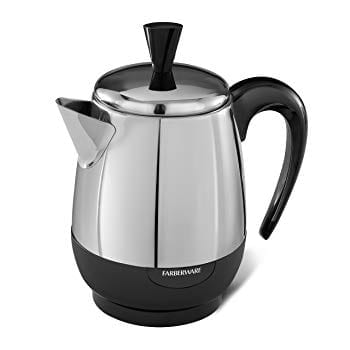 Farberware 2-4-Cup Stainless Steel FCP240 Percolator