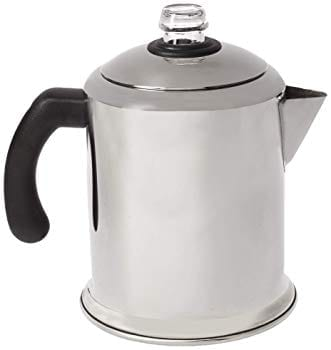 Farberware 50124 Classic Yosemite 8-Cup Coffee Percolator Review