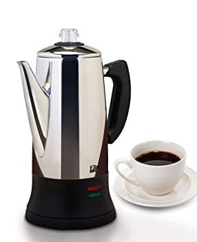Maxi-Matic Elite Platinum EC-120 12 Cup Percolator Review