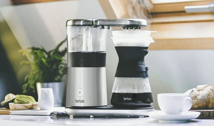 Automatic Pour-Over Coffee Makers