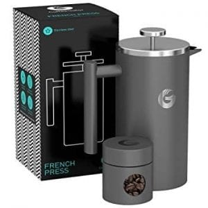 Coffee Gator French Press Coffee Maker Review