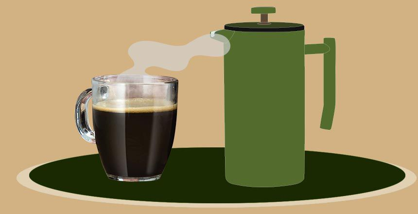 Large French Press 1