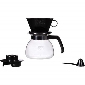 Melitta 6-Cup Pour-Over Coffee Brewer