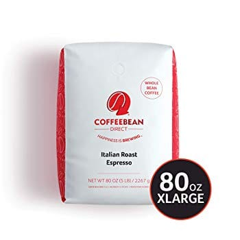 Coffee Bean Direct Italian Roast Espresso