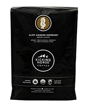 Kicking Horse Coffee Cliff Hanger Espresso Whole Bean