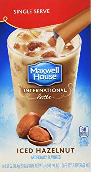 Maxwell House Hazelnut