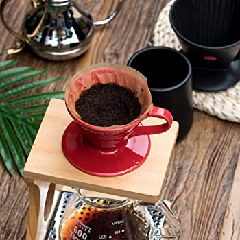 Mecraft Ceramic Pour Over Coffee Dripper