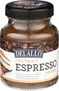 Delallo Baking Powder Espresso
