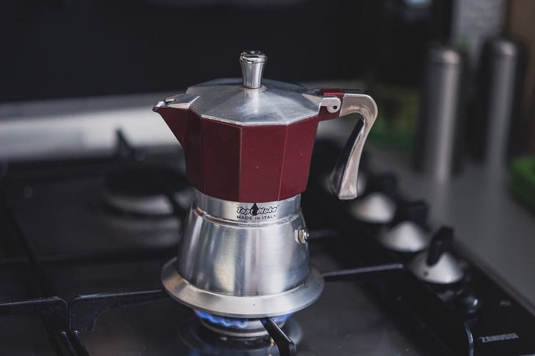 Stove Top Coffee Maker