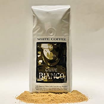 Caffe Appassionato Ground White Coffee
