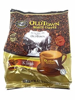 Fusion Select Old Town 3 in 1 Classic White Coffee