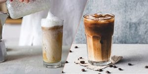 Iced Latte Vs Iced Coffee