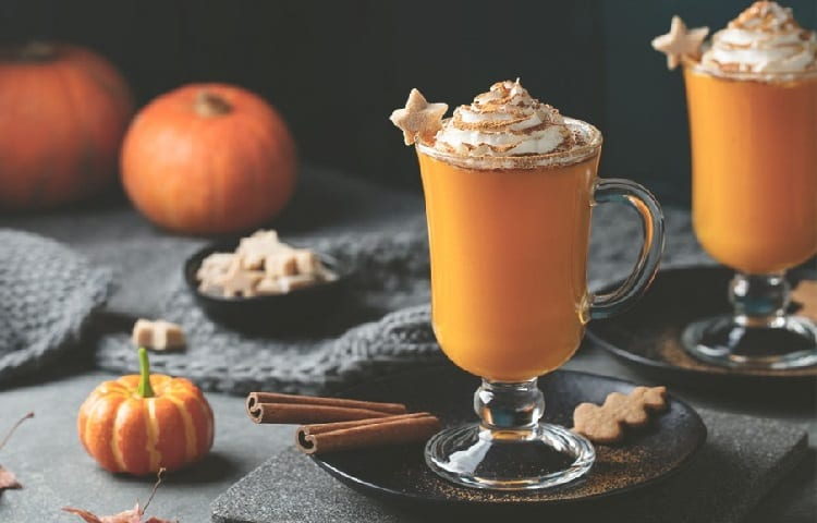 brew pumpkin spice coffee